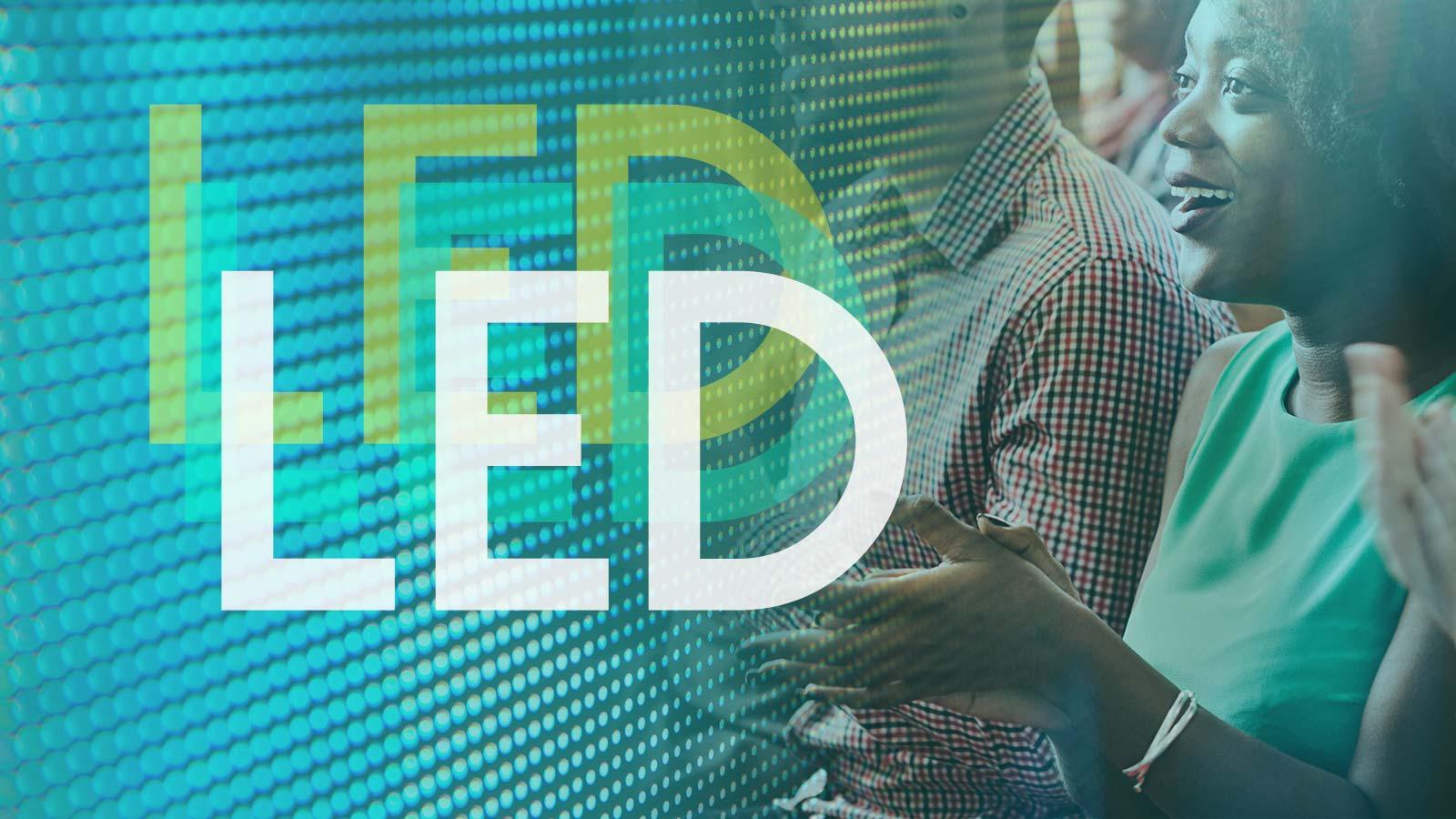 Talk LED with AV Concepts