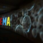 CEMA Intimate General Session Setting InteriorProjection Mapping Close Up Content