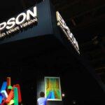 Epson InfoComm Booth