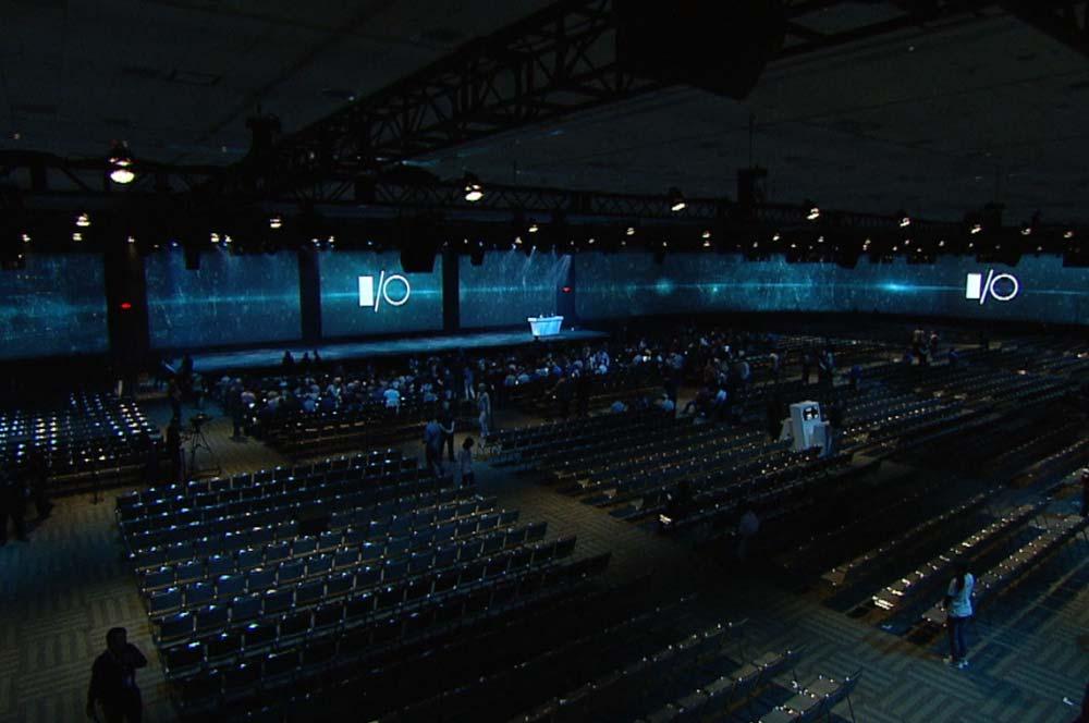 Google I/O Pre-Show