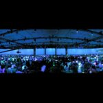 Google I/O Widescreen Venue Experience Projection Mapping Immersion