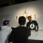 Nike Air Jordan Activation Brand Ambassadors and Patrons