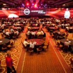 Nissan Conference Widescreen General Session with Table Rounds
