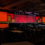 Ciena Projection Mapping stage Design General Session