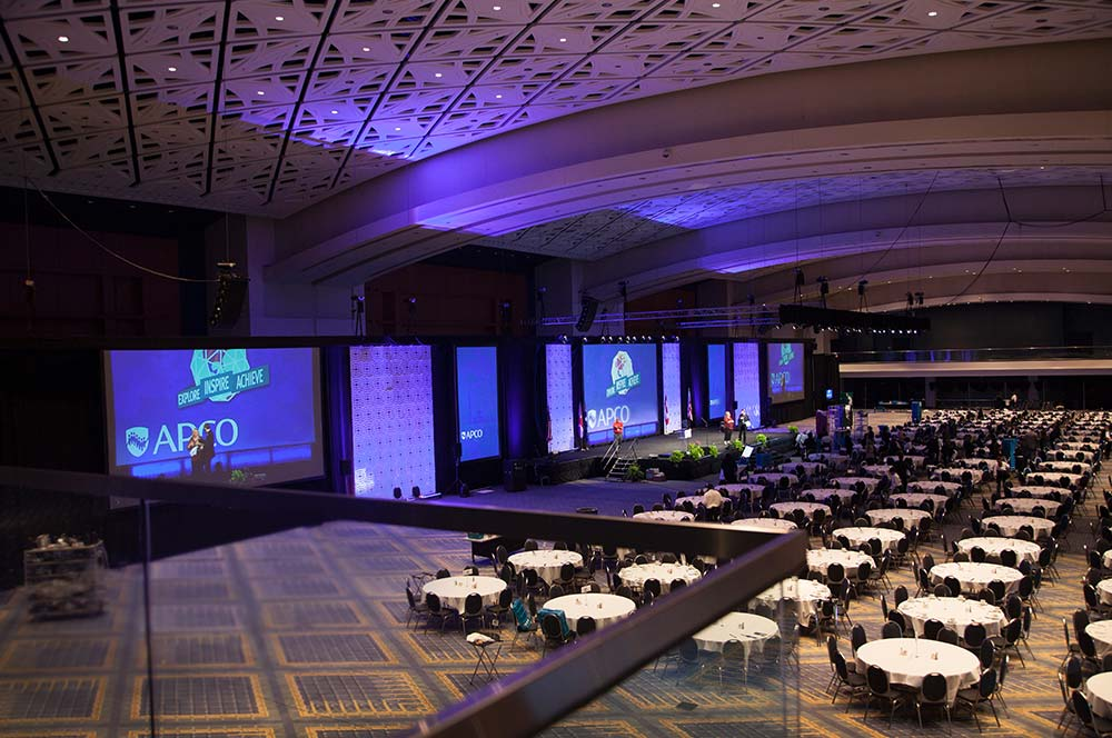 Association of Public-Safety Communications Officials (APCO) Annual Conference & Expo