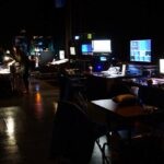 SuperComputing SC Conference AV Concepts Backstage