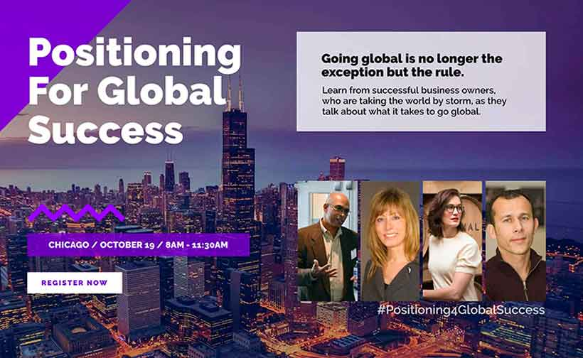 Global Small Business Forum home page