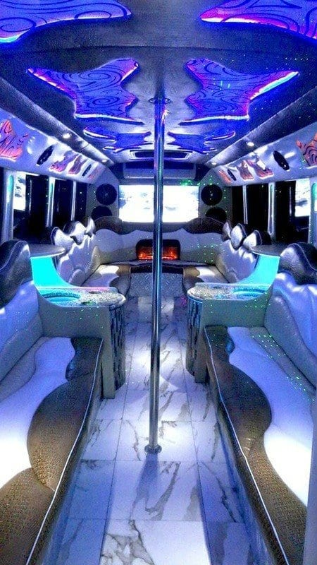 Luxury Party Buses to Yachts