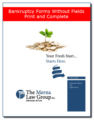 Bankruptcy Form 2