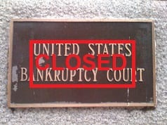 Bankruptcy Court Closed Due To Government Shutdown