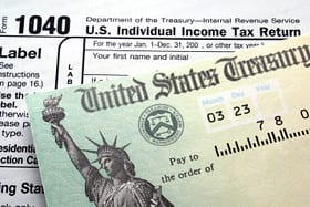 Tax refund & bankruptcy