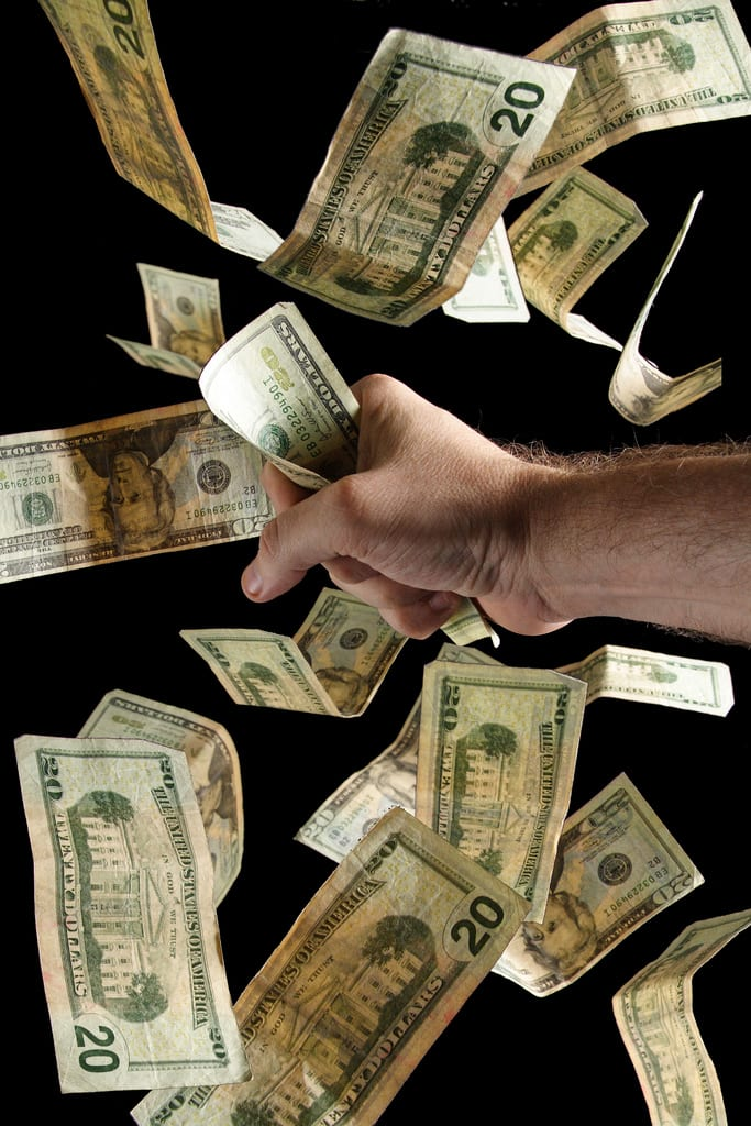 creditors grabbing your tax refund before bankruptcy