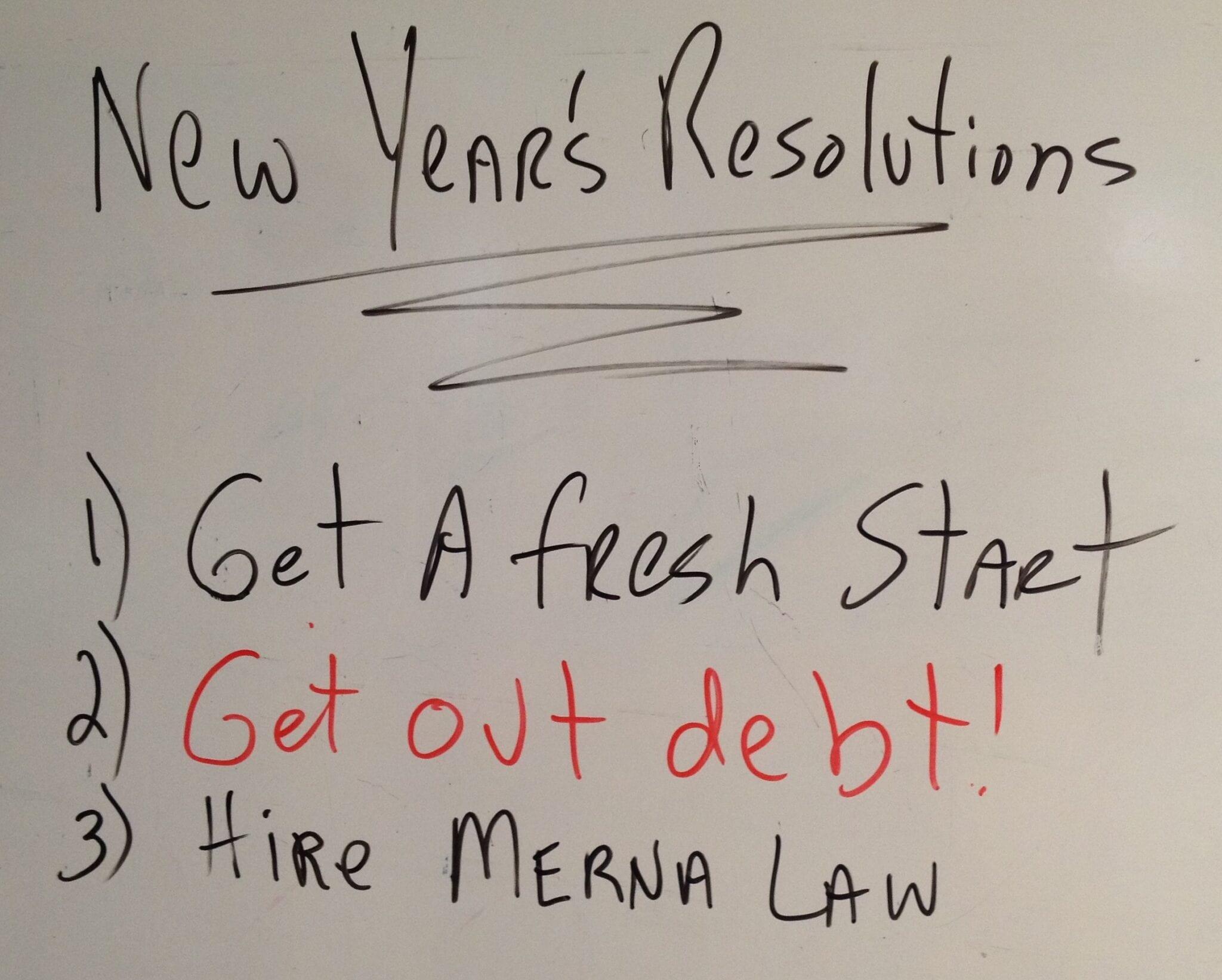 Bankruptcy - Resolutions - Virginia Beach, Newport News, Richmond