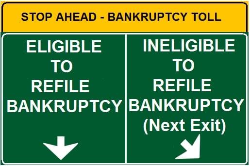 Refile Bankruptcy - Richmond, Virginia Beach, Newport News Virginia