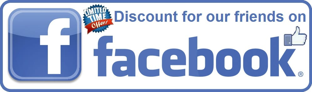 Like Us on Facebook 2.
