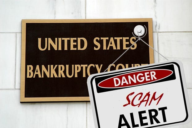 Bankruptcy Scam On Filers - Richmond, Virginia Beach, Newport News, Norfolk