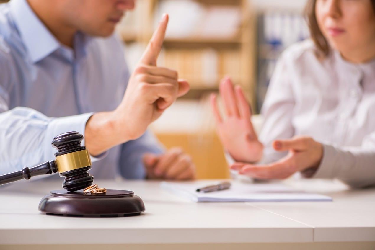 Contested Divorce - Hampton Roads, Virginia