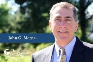John G. Merna, best bankruptcy lawyer, virginia beach, chesterfield, hampton, richmond, newport news