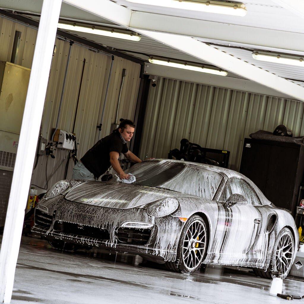 best detailing car wash near me tampa bay