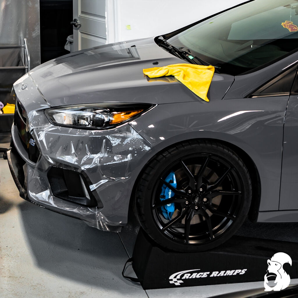 ford focus rs paint protection film front bumper near me tampa bay best