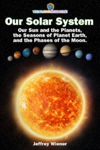 EBook Cover Art: Our Solar System