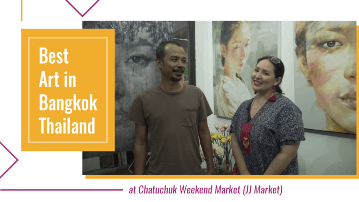 nikkyfeedingsouls finds art in chatuchak