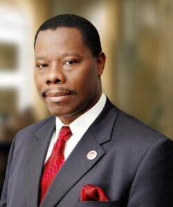 Councilman Mathieu Eugene