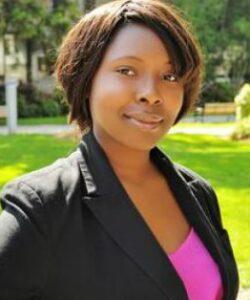 Councilwoman Eunice Zeigler