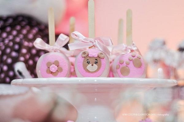 Festa Infantil de Ursinhos (Maria Clara)