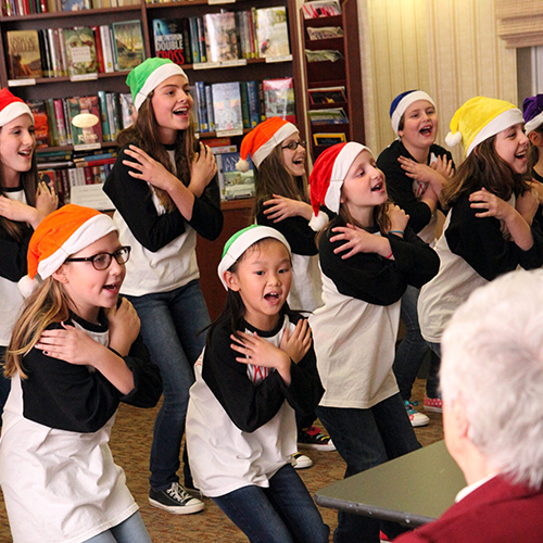 Kids For A Cause<br/>Holiday Troupe<br/>Grades 2-8