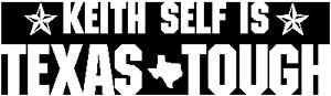 Keith Self is Texas Tough