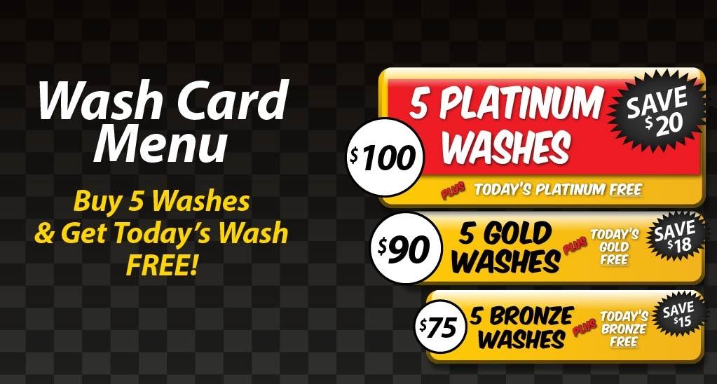 Zip Thru Express Car Wash