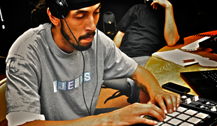 DJ Puerto Roc Live On The MPC
