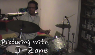 Producing with J-Zone