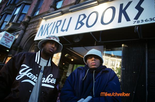 Talib Kweli & Mos Def: NKiru Books