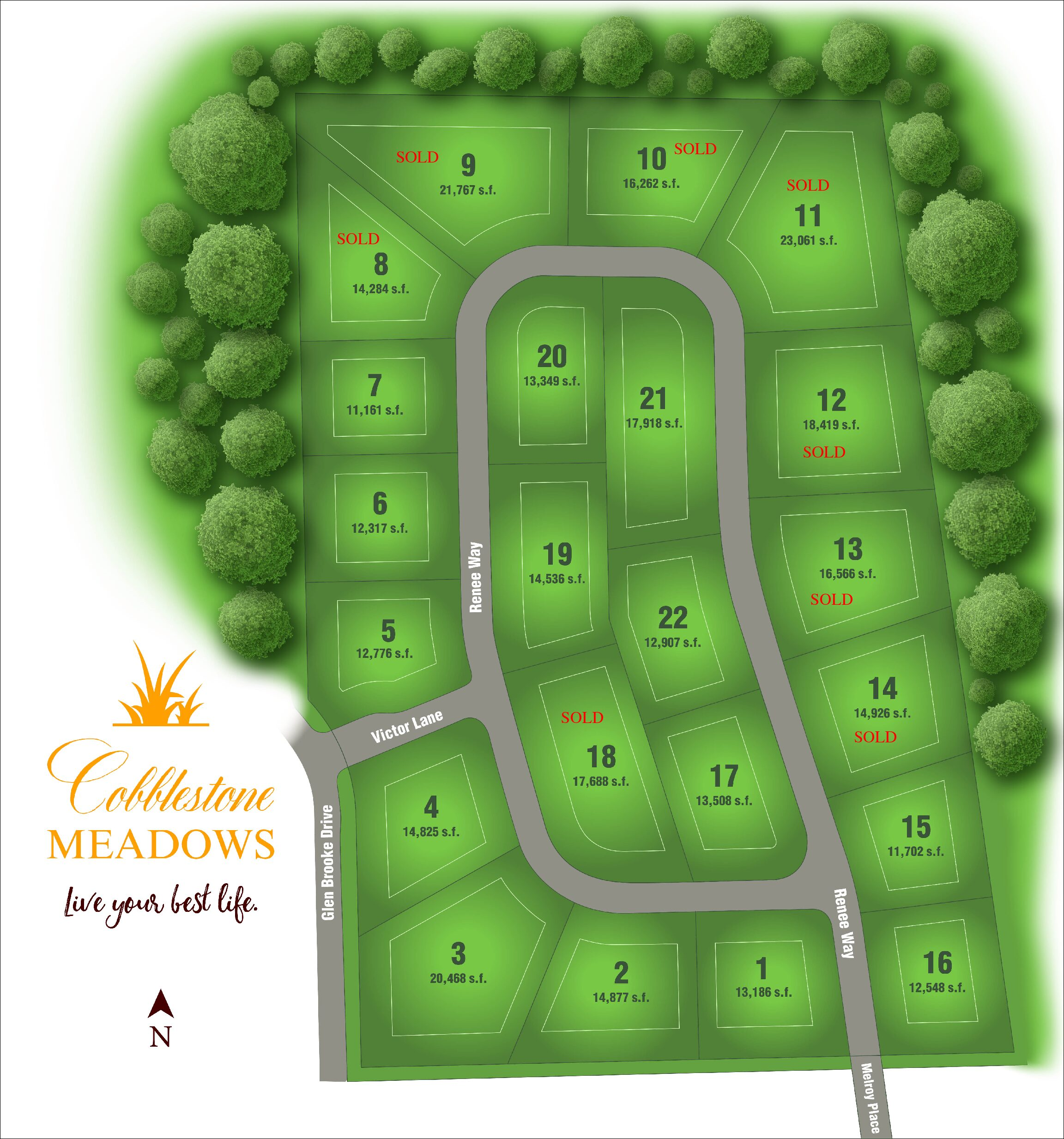 Cobblestone Meadows Plat