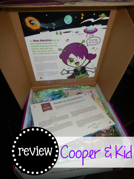 Cooper & Kid Review: The PERFECT Subscription box for Daddy's and their boys! - sixtimemommy.com