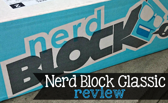 Nerd Block Classic Review: The Monthly Subscription box any nerd or nerdette would LOVE! A box full of surprise goodies sent monthly to your door! - sixtimemommy.com