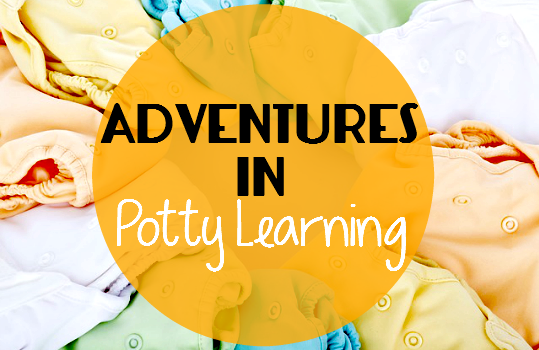 Adventures in Potty Learning: After living through 5 kids potty learning I've come to realize there are no tricks.. Just 2 simple things you must know to make Potty Learning so much Easier, Stress Free and Happy for all! - sixtimemommy.com