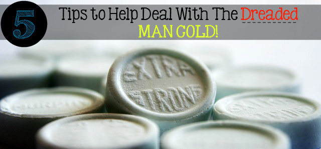 5 tips to help deal with the dreaded MAN COLD: Does your S/O suffer with Man Colds? Find out how I've been dealing with them for the last 10 years, and make the most of this AWFUL time!