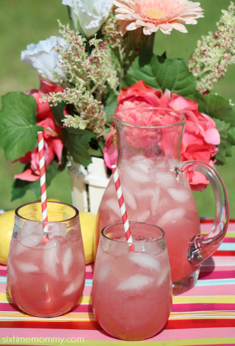 Refreshingly Fresh Watermelon Lemonade