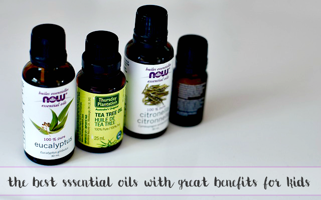 Essential Oils with the BEST Benefits for KIDS! - sixtimemommy.com