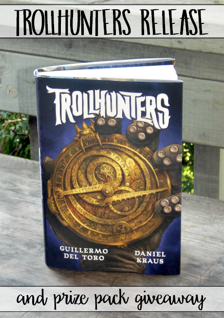 TROLLHUNTERS Release & Prize Pack Giveaway