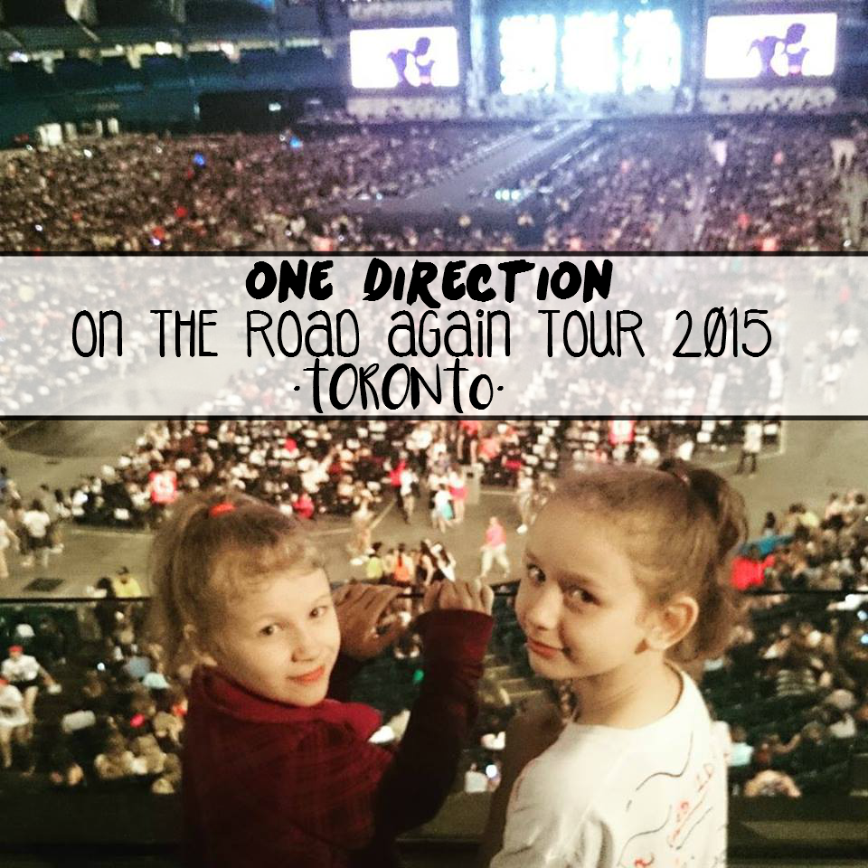 One Direction: On The Road Again Tour 2015 – Toronto