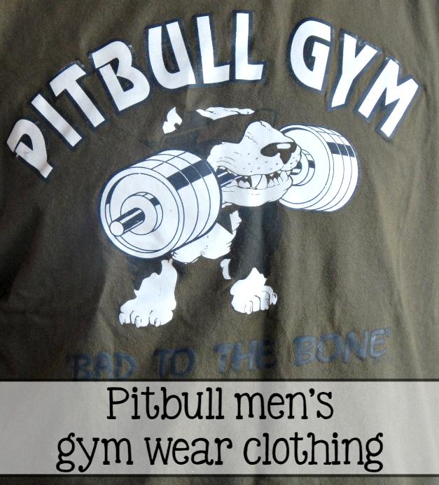 Pitbull Men's Gym Wear Clothing