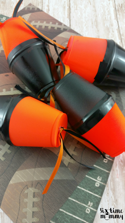 DIY Mini Noise Makers – Perfect for the Sports Fan in You