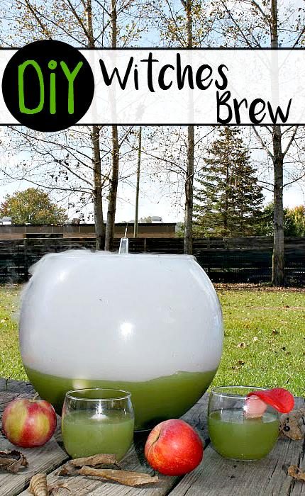 DIY: Witches Brew - sixtimemommy.com