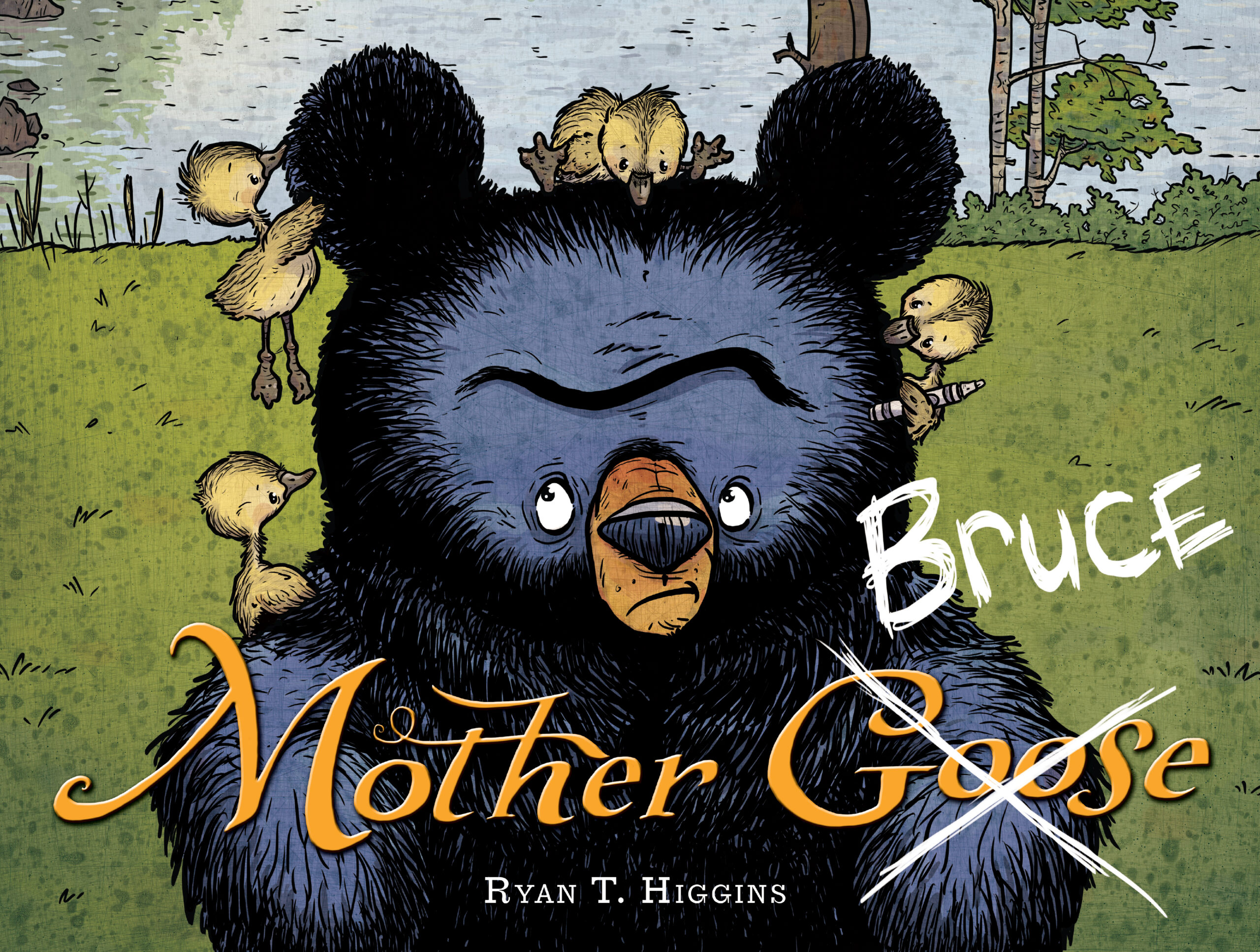 Mother Bruce – Hungry as a Bear Prize Pack Giveaway
