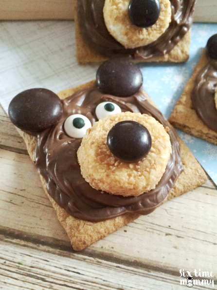 Teach Kids About Bears This Winter – With Bear Grahams!