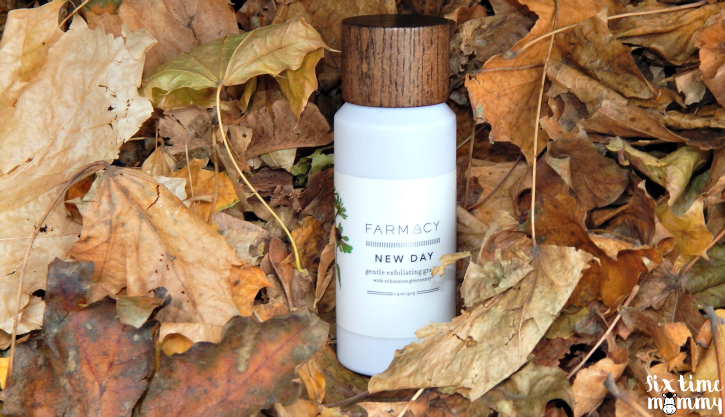 New Day Gentle Exfoliating Grains from Farmacy Beauty